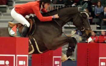 """Andi d'Emiralia"" triunfa en Madrid Horse Week"