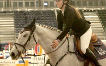 """La CDE """"Antalya"""" ganó la primera prueba de Madrid Horse Week"""