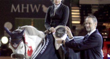 "Segundo trinfo de ""Antalya"" en Madrid Horse Week"