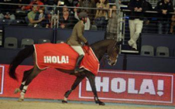"""Deva"", tercera en el Gran Premio del CSI2* Madrid Horse Week"