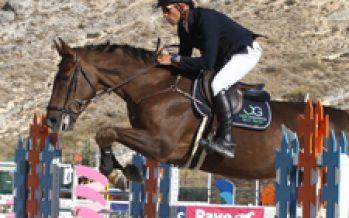 Resultados de las pruebas de caballos jóvenes de Toledo