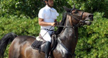 """""""Aniña"""" gana en el Polo una prueba dominada por los CDE"""