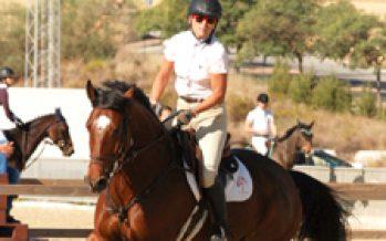 Dos caballos de Alegranza destacan en Mijas