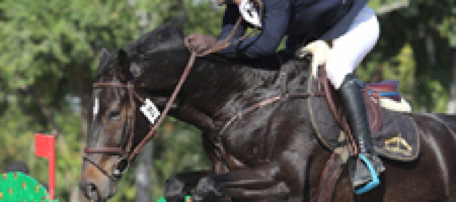Mejores CDE en las pruebas de caballos jóvenes del  Circuito Hípico del Sol