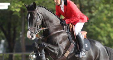 Continúan los éxitos de los CDE en Equus-Duri