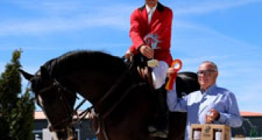 """Gran Premio para """"Ulises del Pomar"""" en el CSN3* El Pinar"""