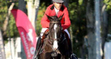 """El CSN3* de Equus-Duri, a ritmo de """"Ulises del Pomar"""""""