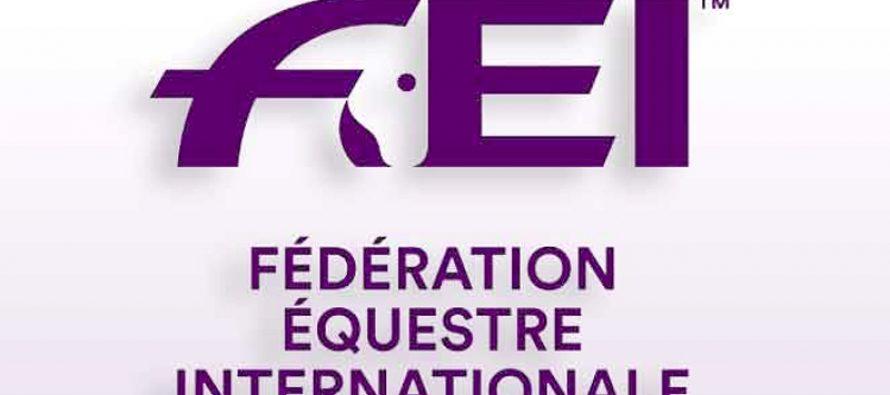 Protocolo FEI para la vuelta de las competiciones internacionales