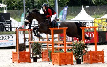 El Gijón Horse Jumping se inicio a ritmo de CDE