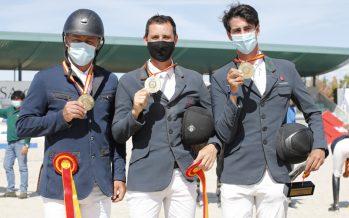 Triunfo de Casa'l Capellán en Campeonato de España de Yeguadas