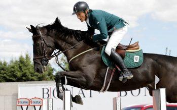 """""""Nena CC"""" ganó el Gran Premio del CSN3* de Equus-Duri"""