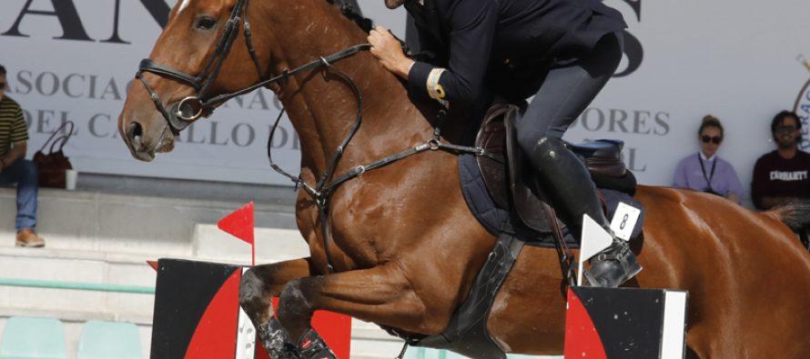 Primer CSNCJ de la temporada en Equus-Duri