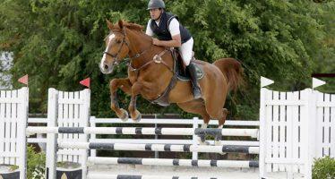 Los caballos de Valle de Olid destacan en el CSN3* de Alcalá