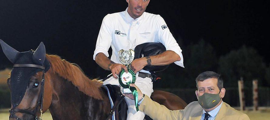Jaime Gabarrón destacó con dos CDE en Aros