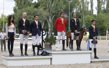 Tres CDE de oro en los campeonatos de España de 5,6 y 7 años