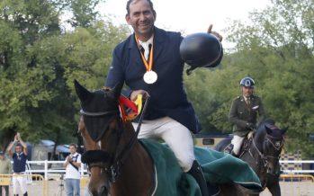 """""""Simba de Olid"""", oro en el Campeonato  de España de Caballos Nacionales"""